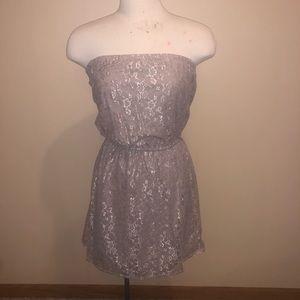 Victoria's Secret Dresses - Strapless dress